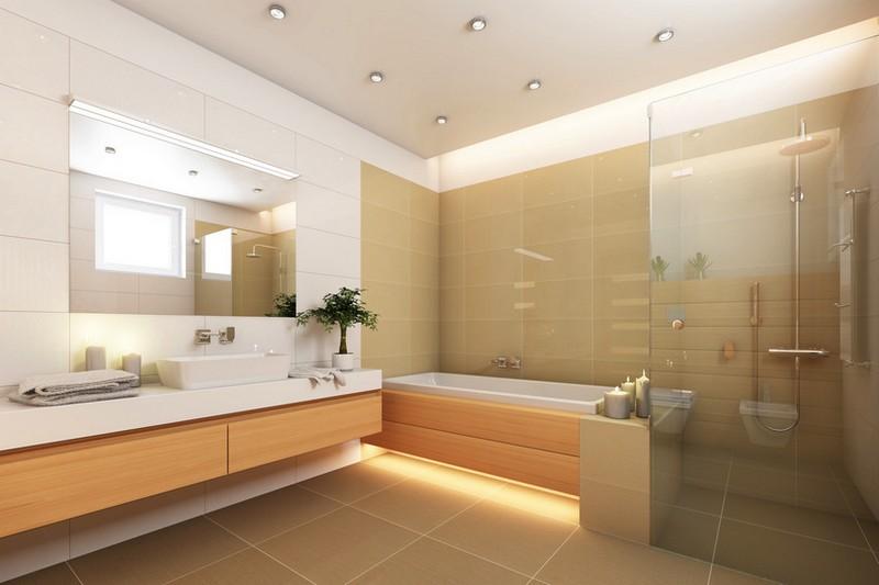 lighting pl o wietlenie domu cz 7 azienka. Black Bedroom Furniture Sets. Home Design Ideas